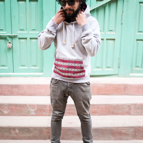 Sherpa Sweatshirt | Where in the World Apparel