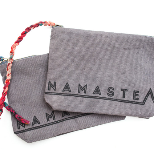 Namaste Pouch | Where in the World Apparel